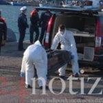 Rinvenuto cadavere in mare vicino Ventotene, si tratta di un uomo #VIDEO