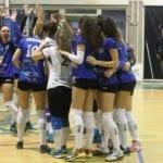 Volley Terracina in scioltezza nel derby con Sabaudia
