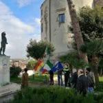 Foibe: alla villa comunale di Minturno il ricordo di CasaPound