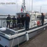 Sequestrati 2200 ricci di mare, per il pescatore multa da 1000 euro