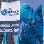 Contratto nazionale delle cooperative sociali: la UILTUCS Latina manifesta in piazza a Roma