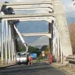 Lavori sul ponte del Garigliano, si sostituiscono i giunti