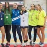L'Atletica Poligolfo trionfa ad Ancona nella gara di salto triplo cadette