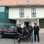 """Anziano derubato delle sue bici """"storiche"""" le recupera grazie ai carabinieri"""