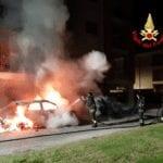 Porsche e Bmw a fuoco a Fondi, continuano le indagini dei carabinieri