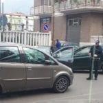 Fondi, incidente con feriti in centro: tre auto coinvolte