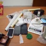 Contrasto allo spaccio di stupefacenti: due arresti a Fondi