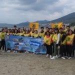 'Puliamo il mondo' sbarca a Formia: protagonisti gli studenti del progetto Erasmus+ (#FOTO)