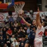 Basket serie A2: la Benacquista Latina si impone a Legnano
