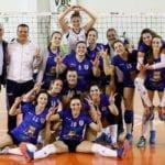 Volley femminile: Terracina batte la capolista Viterbo e si avvicina alla vetta