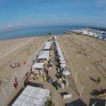 A Terracina tutto pronto per il via alla stagione del beach tennis