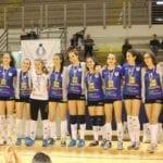 Volley Terracina, sfugge il sogno Coppa Lazio