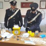 Arrestato a Cori 22enne pusher: trovato con oltre mezzo chilo di cocaina