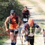 Con 180 partecipanti si è svolta a Fondi la prima edizione del 'Monte Vele Trail' (#FOTO)