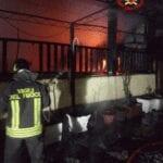 Fiamme nella notte: divampa un incendio al ristorante La Pergola
