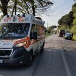 Incidente su via Litoranea, quattro persone ferite