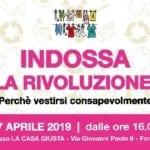 'Indossa la rivoluzione': oggi a Formia l'evento sull'abbigliamento consapevole