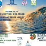 Martedì a Ponza il seminario sui mestieri del mare