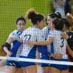 Pallavolo, l'Omia volley Cisterna batte Labico e sorpassa Terracina