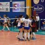 L'Omia Volley Cisterna conquista il derby contro Sabaudia. Sabato la sfida contro Terracina