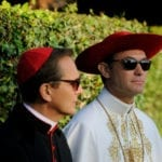 """Continuano a Ventotene le riprese della nuova serie di Paolo Sorrentino """"The New Pope"""""""