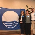 Confermato per il 18esimo anno il riconoscimento della bandiera blu