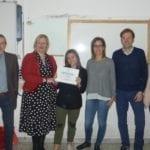 Studentessa del liceo Grassi vince borsa di studio per la Gran Bretagna