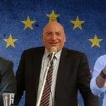 Contrordine Europee: Adinolfi vola a Strasburgo, stop Brexit per De Meo