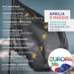 Lista +Europa Italia in Comune, la presentazione