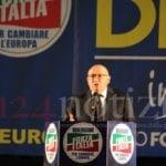 Regione, Simeone capogruppo di una Forza Italia decimata