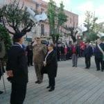 Ieri a Cisterna la commemorazione in onore del Sergente Maggiore Massimiliano Ramadù