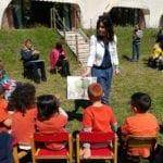 """«Vogliamo continuare a leggere!». Così i bimbi della """"Gonzaga"""" di Fondi al Maggio dei Libri"""