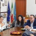 Aprilia, una delegazione della città gemellata di Mostardas incontra il sindaco Terra
