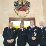 Conferita la Medaglia Mauriziana a carabinieri del Comando Provinciale di Latina