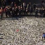 Cisterna, le 10.000 rose bianche per Martina e Alessia diventano borse di studio