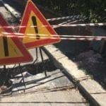 Zona Cucchiarelli, tra strade rattoppate e lavori che non arrivano