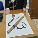 Ritrovato il Crocifisso rubato nella chiesta di San Matteo Apostolo