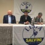 """La Lega rivendica: """"Più sicurezza a Latina e in provincia"""""""