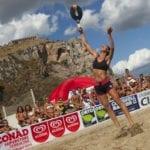 """Domani arrivano i """"Pro"""", ma a Terracina tutti pazzi per i mondiali di beach tennis"""