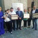 I formaggi e i prodotti da forno della provincia di Latina sul podio del 'Premio Roma 2019'