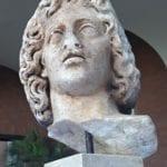 Restituita all'Italia una testa romana di marmo ritrovata a Fondi negli anni '30