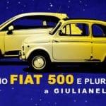 A Giulianello di Cori il X raduno Cinquecento e plurimarche