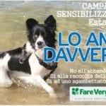 No all'abbandono di animali, i cani diventano testimonial della campagna