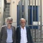 Carcere di Latina: ieri la visita dei consiglieri regionali Capriccioli e Forte