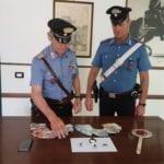 Operazione antidroga dei carabinieri di Terracina: un arresto e due denunce