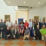Un viaggio alla scoperta dei luoghi d'origine, in città il Columbus Italian Club