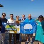 Consegnata la bandiera blu ai balneari per il 18esimo anno consecutivo
