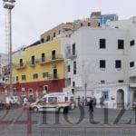 Ponza, Operaio accusa un malore mentre è alla guida di un furgone: sfiorata la tragedia