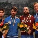 Successo per la scherma: Andrea Russo campione italiano