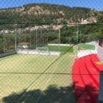 Castelforte, riaprono dopo la ristrutturazione i campetti sportivi di San Rocco